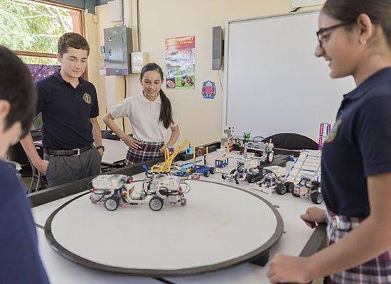 Robotica SEK Costa Rica