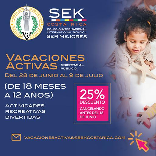 Vacaciones Activas 2021 - Solicitar Información